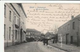 Genck / Genk : Statiestraat  --- 1906 - Genk