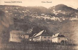 73-CEVINS-INSTITUTION SAINT PAUL-N°509-H/0323 - Altri Comuni