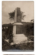 MEREY MONUMENT AUX MORTS CARTE PHOTO - Other Municipalities