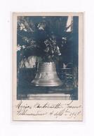 VILLEMANDEUR - Bénédiction D'une Cloche Maie Antoinette Jeanne, Carte Photo En 1927. - Otros Municipios