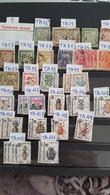 France 26 Timbres Taxes Oblitérés -  (réf Perso 9) - Unclassified