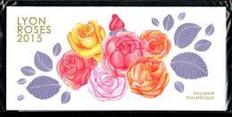 Bloc Souvenir N° 111 - Lyon Roses 2015 - Neuf Sous Blister - Foglietti Commemorativi
