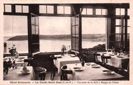 CPA - ST CAST - HOTEL BRITANNIA ... Salle à Manger - Edition Laurent-Nel - Saint-Cast-le-Guildo
