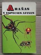 Herbert W. Levi - Arañas Y Especies Afines / Ed. Daimon,1979 - Cultural
