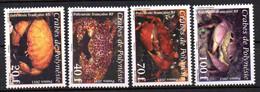 ColMB Polynesie N° 935 à 938  Neuf XX MNH Cote : 5,50€ - Nuovi