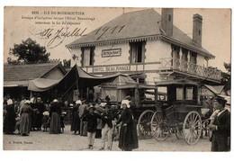 NOIRMOUTIER HOTEL BEAU RIVAGE TRES ANIMEE - Noirmoutier