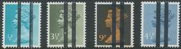 GB POST OFFICE TRAINING SCHOOL 1971/3 MACHIN ½p, 3 ½p, 9p And 4 ½ P Superb U/M - Varietà, Errori & Curiosità