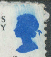 GB 1984, 500th Anniv. Of College Of Arms 16 P Sound Used On Paper VARIETY: Look At The QUEEN's HEAD - Abarten & Kuriositäten