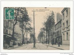 92 MONTROUGE ROUTE DE CHATILLON CPA BON ETAT - Montrouge