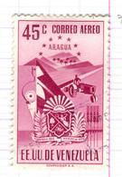 YV+ Venezuela 1952 Mi 753 Aragua - Venezuela