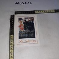 FB7030 ROMA 1996 TIMBRO TARGHETTA OMAGGIO DEL MOLISE A SUA SANTITA' PAPA GIOVANNI PAOLO II LA 'NDOCCIATA - 1991-00: Storia Postale