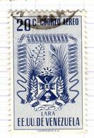YV+ Venezuela 1952 Mi 783 Lara - Venezuela