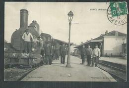 Hérault; Lunel; La Gare - Lunel