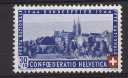 0ch  1085  -  Suisse  :     Yv  398  Mi  434  ** - Ongebruikt