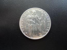 NOUVELLE CALÉDONIE : 5 FRANCS  2002   KM 16    NON CIRCULÉE * - New Caledonia