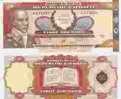 Haiti  P271A  20 Gourdes  2001  UNC - Haiti