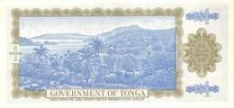 TONGA P. 19c 1 P 1988 UNC - Tonga