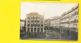 VALLADOLID Carte Photo Cafe Y Restaurant Moderno Plaza? Espagne - Valladolid