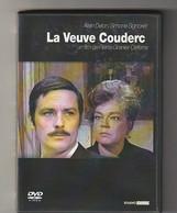 SIMENON - FILM - La Veuve Couderc  De Pierre Granier-Deferre  - Avec Alain Delon , Simone Sigoret - Unclassified