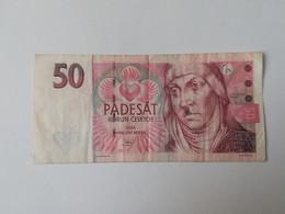 CECOSLOVACCHIA 50 KORUN 1997 - Czechoslovakia