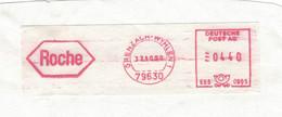 Roche Grenzach Wylen 79630 1998 - Geneeskunde