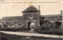 BUE  Porte Des Loges En Josas - Buc