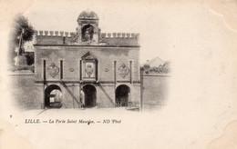LILLE  Porte De St Maurice - Lille