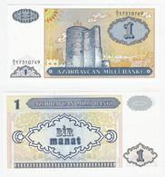 Aserbaidschan  P. 14  1 Manat (1993) UNC - Azerbaïjan