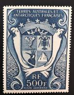 TAAF Yvert N° 21 , Poste Aérienne, Timbre Magnifique Sans Aucune Trace De Charnière - Luftpost