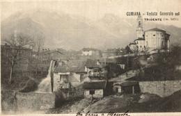 CUMIANA, Torino - Panorama E Mulino - VG - C054 - Andere