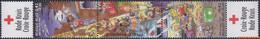 België 2003 - Mi:3211/3213, Yv:3155/3157, OBP:3163/3165, Stamp - XX - Red Cross - Unused Stamps
