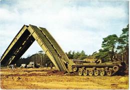 Brugslagtank AVLB-M48A2 Genie - Leopoldsburg (Camp De Beverloo)