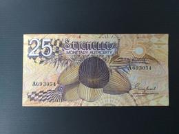 SEYCHELLES 25 RUPEES 1979.RARE - Seychelles
