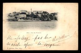ALGERIE - BONE - VUE DES REMPARTS - EDITEUR GEISER - Annaba (Bône)