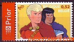 België 2007 - Mi:3656, Yv:3591, OBP:3610, Stamp - XX - Youth Philately Alex - Ongebruikt