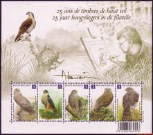 België 2010 - Mi:BL 152, Yv:BL 140, OBP:BL 182, Block - XX - 25 Years Of High Flying Andre Buzin - Bloques 1962-....