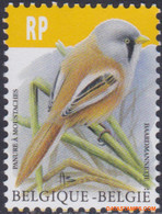België 2019 - Mi:4905, Yv:4841, OBP:4858, Stamp - XX - Mustache Breading Registered Postage - 1985-.. Vogels (Buzin)