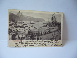 TENERIFE ESPANA ESPAGNE ISLAS CANARIAS PUERTO CPA DOS NON DIVISE 1903 - Tenerife