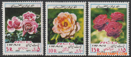 Iran 1978 - Mi:1920/1922, Yv:1733/1735, Stamp - XX - Cooperation Turkey, Pakistan And Iran - Iran