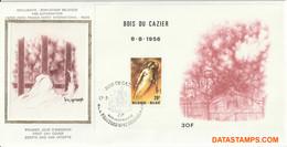 België 1981 - Mi:BL 51, Yv:BL 57, OBP:BL 57, Fdc Z/s - O - Mine Disaster To Marcinelle - 1971-80