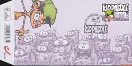 België 2013 - Mi:4350, Yv:4274, OBP:4294, Fdc - O - Juvenile Philately Kid Paddle - 2001-10