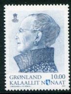 GREENLAND 2013 Queen Margarethe 10 Kr.  MNH / **.  Michel 649 - Ungebraucht