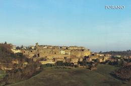 (P143) - PORANO (Terni) - Panorama - Terni