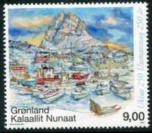 GREENLAND 2013 250th Anniversary Of Ummannaq   MNH / **.  Michel 645 - Ungebraucht
