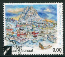 GREENLAND 2013 250th Anniversary Of Ummannaq   Used.  Michel 645 - Gebraucht