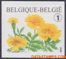 België 2008 - Mi:3832 Dr, Yv:3767, OBP:3785a, Stamp - XX - Flowers Tagetes Patula - Ongebruikt