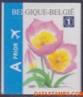België 2009 - Mi:3918 Du, Yv:3853, OBP:3872a, Stamp - XX - Flowers Tulipa Bakeri - Ongebruikt