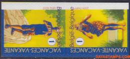 België 2009 - Mi:3955 D/3956 D, Yv:3890/3891, OBP:3909/3910, Stamp - XX - Summer Stamps Photography - Ongebruikt