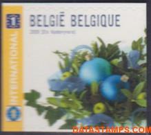 België 2009 - Mi:4028 Dl, Yv:3962, OBP:3982, Stamp - XX - Christmas And New Year - Ongebruikt