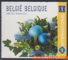 België 2009 - Mi:4028 Dr, Yv:3962, OBP:3982a, Stamp - XX - Christmas And New Year - Ongebruikt